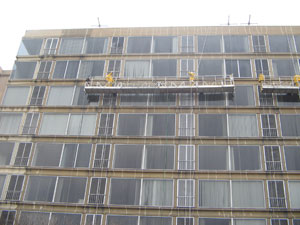 High Rise Concrete Repair Virginia