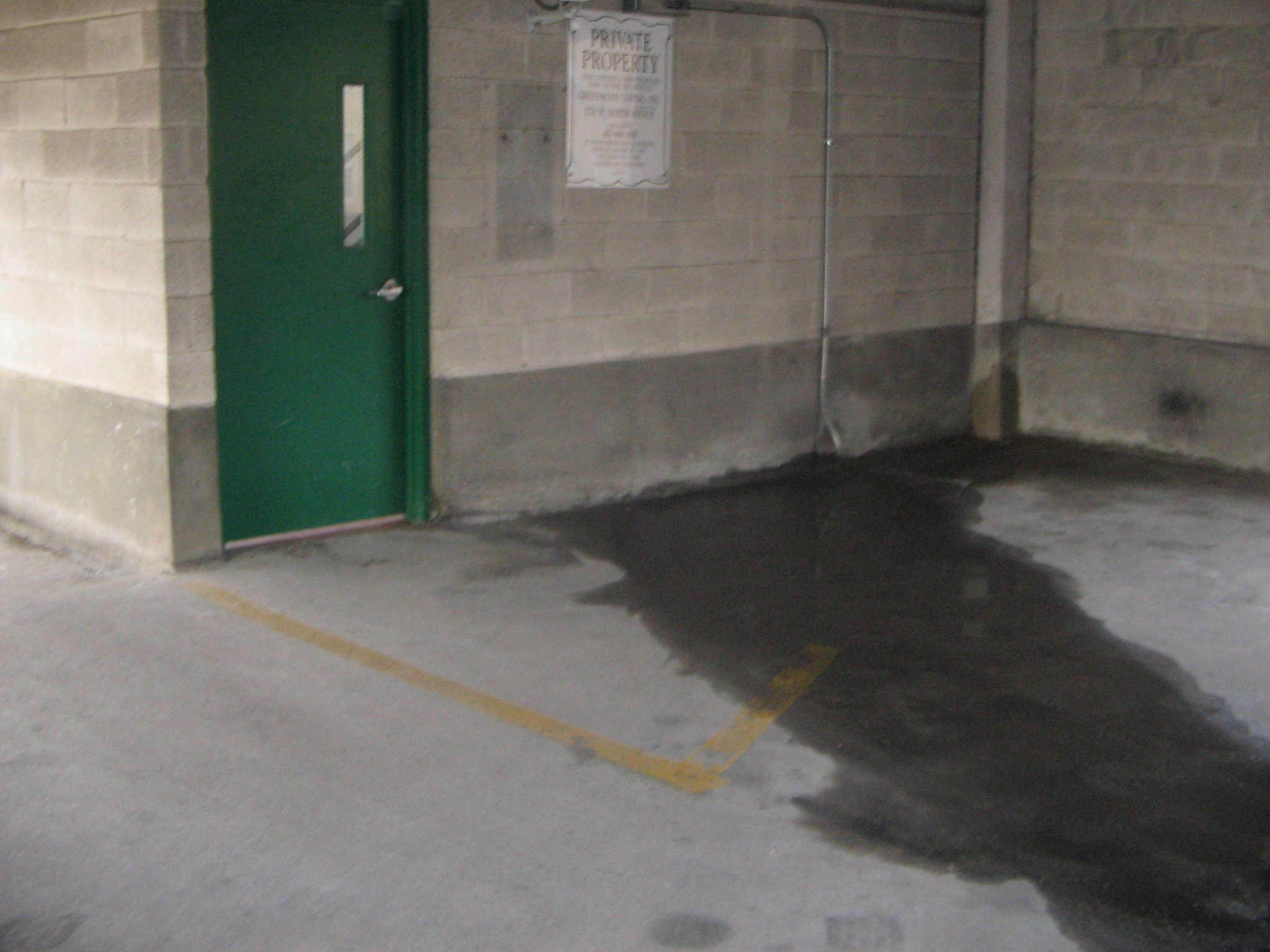 parking-garage-leaking