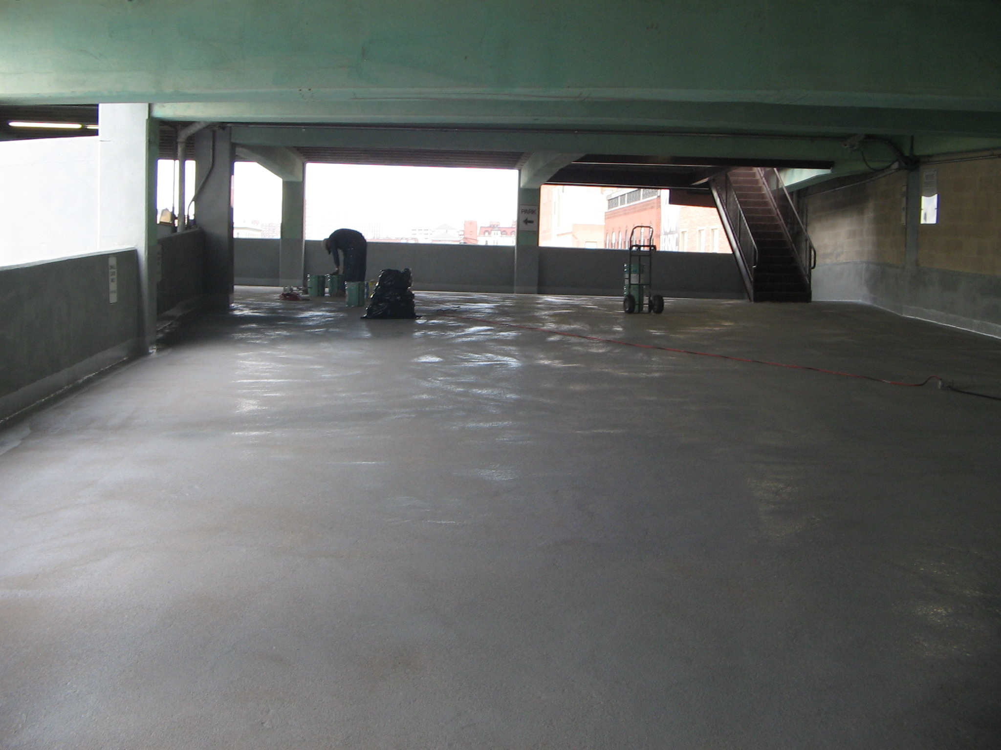 vulkem-membrane-installation