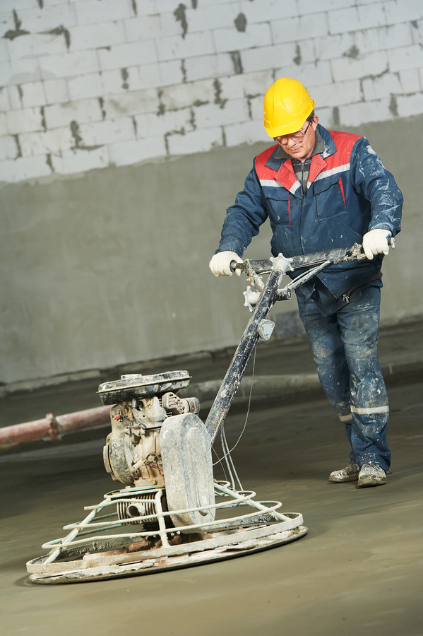 Concrete staining contractors in Maryland