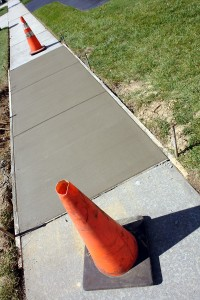 Concrete Walkway Repair