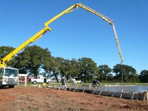 Commercial Concrete Pumping