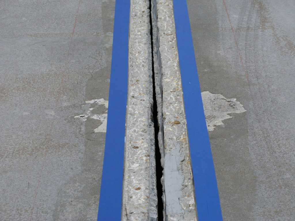 Concrete Expansion Joint Repair - Concrete Restoration
