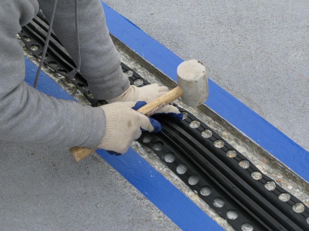 Joint Repair - Concrete Restoration