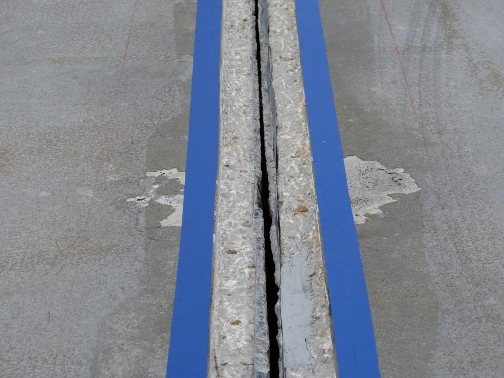 Concrete Expansion Joint Repair - Concrete Restoration