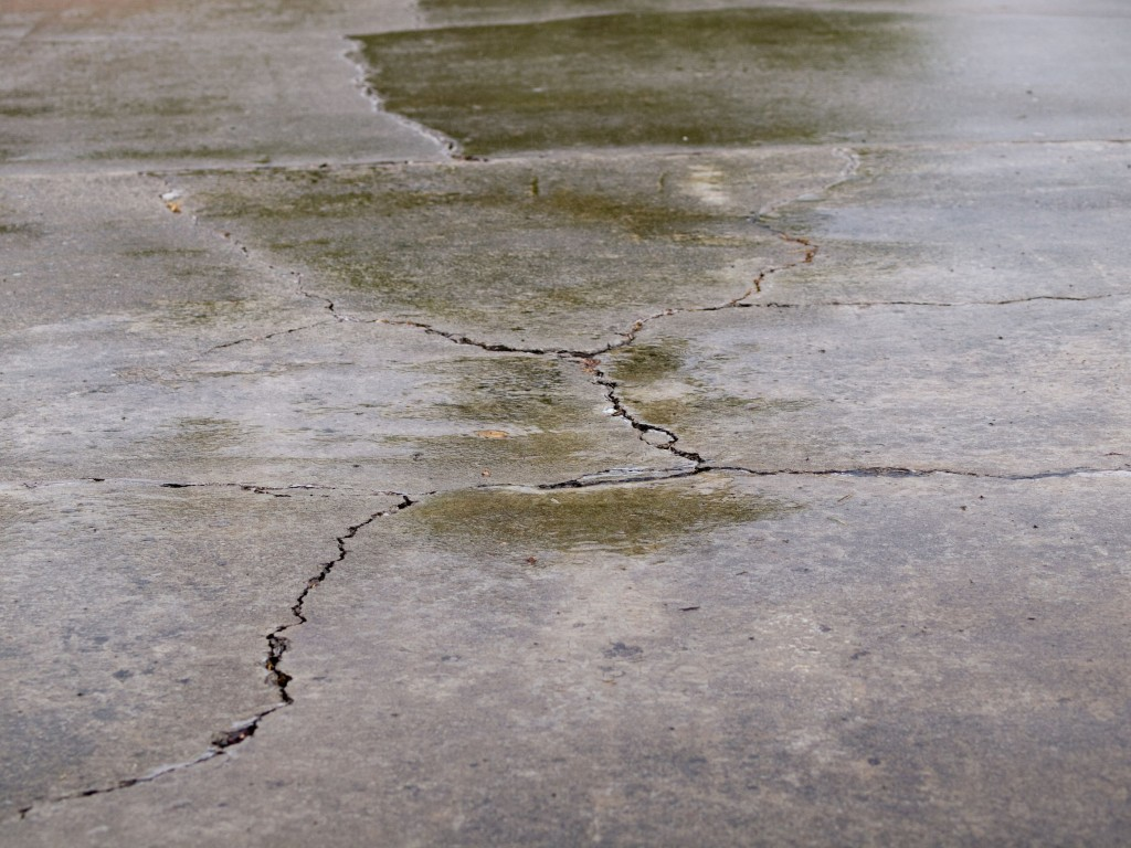 Water Can Damage Concrete